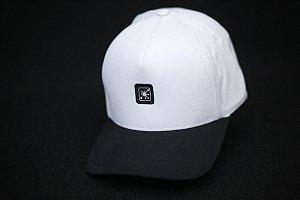 Boné Tonon Brand Black and White