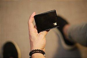 Carteira Tonon Brand Basic Luxury Black