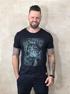 Camiseta Tonon Brand Tropical Life