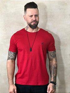 Camiseta Tonon Basic Vermelha