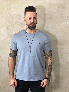 Camiseta Tonon Basic Cinza