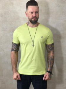 Camiseta Tonon Basic Verde Abacate