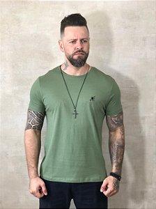 Camiseta Tonon Basic Oliva