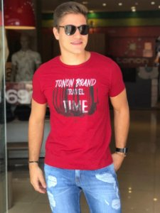 CAMISETA TONON TRAVEL TIME
