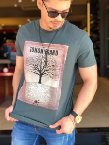 CAMISETA TONON TREE ROOTS