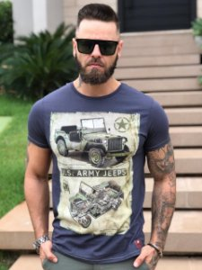 CAMISETA TONON MITILARY JEEP