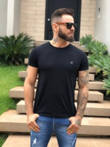 CAMISETA BASIC TN BLACK
