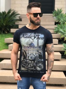 CAMISETA TONON RIDE FREE