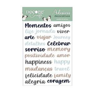 Adesivos Palavra da Jornada - Apreciar a Jornada