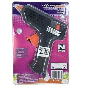 PROMO - Pistola para Cola Quente Grande | 40W Bivolt WestPress