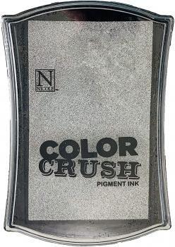 Carimbeira Pigment Ink Color Crush – Prata