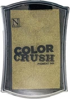 Carimbeira Pigment Ink Color Crush – Ouro