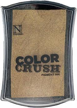 Carimbeira Pigment Ink Color Crush – Bronze