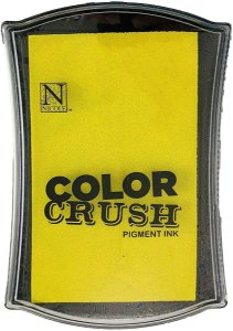 Carimbeira Pigment Ink Color Crush – Amarelo