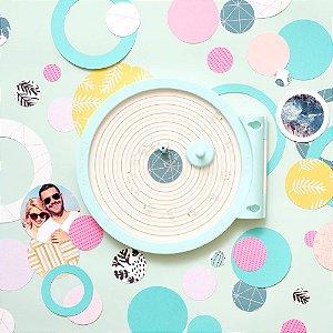 Cortador Circular We R Memory Keepers - Circle Spin & Trim Corta 15 Tamanhos Diferentes