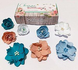 Charme de Flores Artesanais - Foam Soft - Amor Eterno Baby Menino