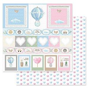 Coleção Amor Eterno Baby Cartões