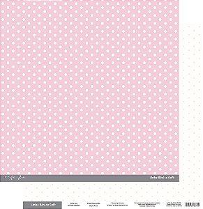 Coleção Básica Soft Rosa Poá