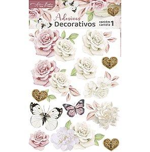 Adesivos Floral - Encanto de Flores