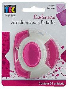 Cantoneira Arredondada E Entalhe (arredondador De Cantos)
