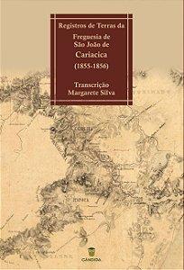 Registros de terras da freguesia de São João de Cariacica (1855-1856)