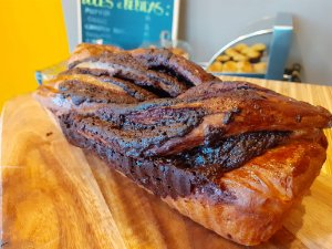 Babka de chocolate - 300g - QUARTA