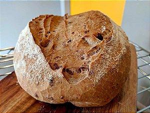Pão de Azeitona - 500g - SÁBADO