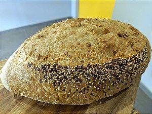 Pão Multigrãos Semi-integral 500g - SÁBADO
