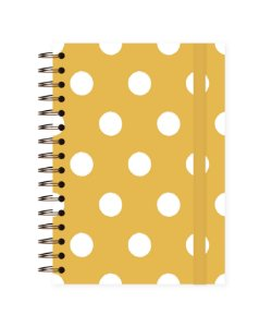 Yellow | Caderno Colegial • 180 folhas