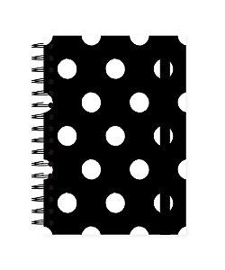 Poá | Caderno Colegial • 180 folhas