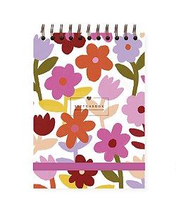 Floral | Sketchbook A5