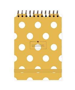 Yellow | Sketchbook A5