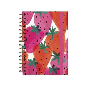 Morangos | Caderno • A4 180