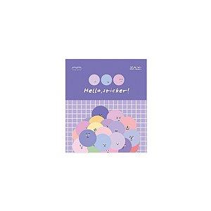 Purple | Adesivos