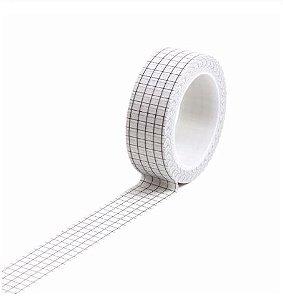 White | Washi Tape