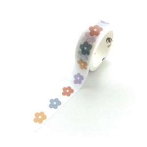 Flowers | Washi Tape
