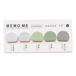Memo Me Green | Post its