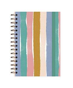 Listras | Caderno A4 ∙ 90 folhas