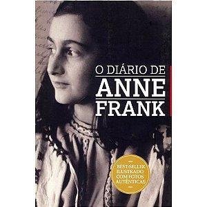 o diário de Anne Frank - livro
