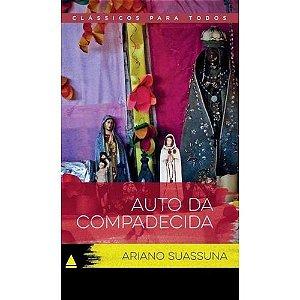 Auto Da Compadecida - livro clássico