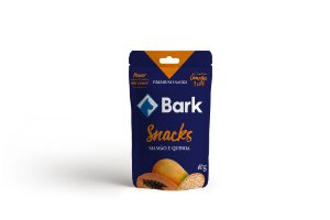 Bark Snacks Mamão e Quinoa