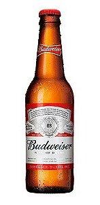 Cerveja Budweiser Garrafa 600ml
