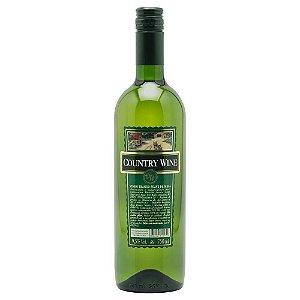 Vinho Country Wine Branco Suave 750ml