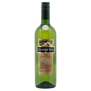 Vinho Country Wine Branco Seco 750ml