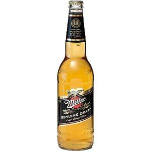 Cerveja Miller Garrafa 600ml