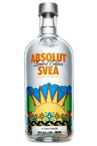 Vodka Absolut Svea - Limited Edition 700ml
