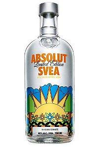 Vodka Absolut Svea - Limited Edition 700ml