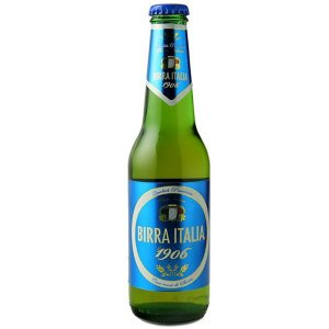Cerveja Italiana Birra Italia Long Neck 330ml