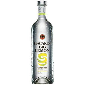 Rum Bacardi Big Lemon 750ml
