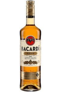Rum Bacardi Superior Carta Ouro 980ml